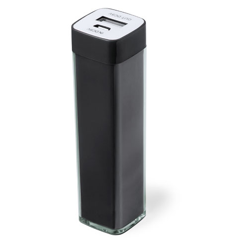 Power Bank Sirouk-noir-2000-mAh