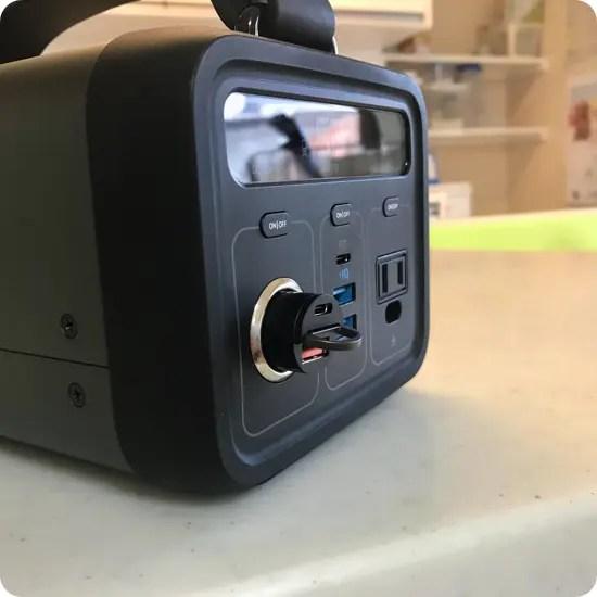 カーチャージャー AUKEY 世界最小最軽量 30W USB PD3.0