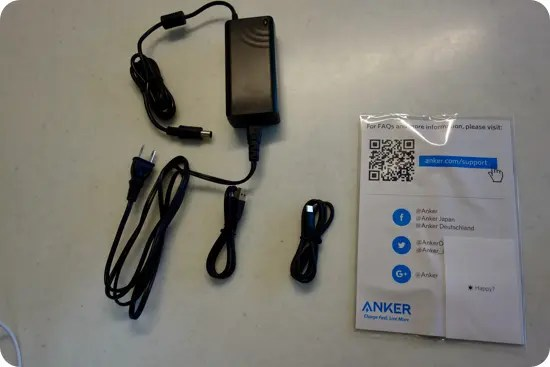 Anker PowerHouse II 400ブログレビュー