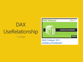 UseRelationship - Curbal