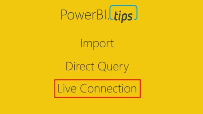 Connection: Live Connection