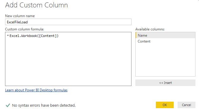 Excel.Workbook Equation