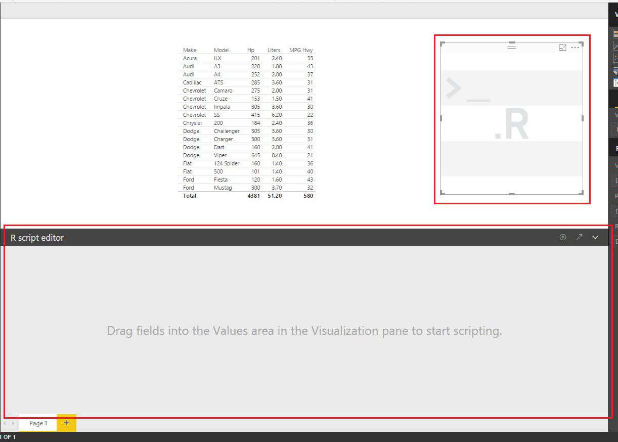 R Script Editor