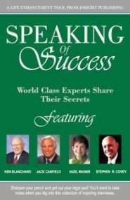 Shop for Speaking of Success