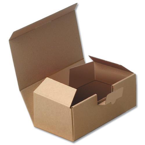 Buy Easi Mailer Kraft Mailing Box W190xD131xH76mm Brown ...