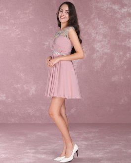 Short Homecoming Turquoise Sweetheart Prom Dress