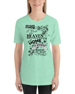 Miss Daughter Short Sleeve T-shirt