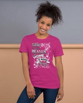 Miss Husband Short Sleeve T-shirt