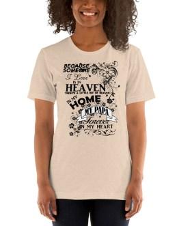 Miss Papa Short Sleeve T-shirt