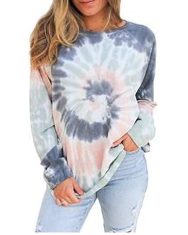 Long Sleeves Printed Sweatshirt