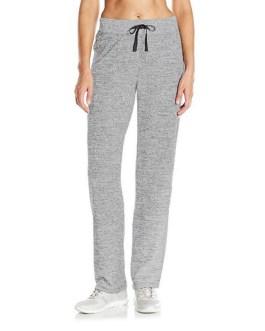 Causal Yoga Sport Drawstring Waist Pants With Pockets