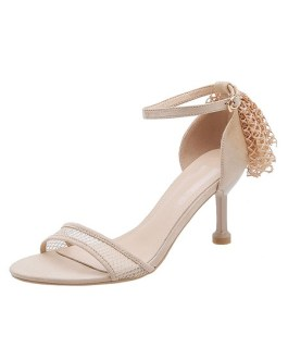 High Heel Sandals Open Toe Ankle Strap Sandal Shoes For Women