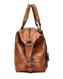 Doctor Handbag – Detachable Shoulder Strap Luggage Tag