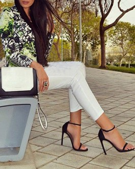 Sexy High Heel Sandals – Toeless