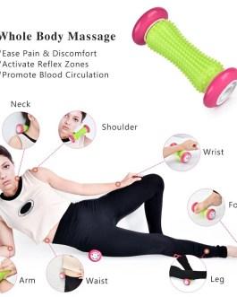 1pc Portable Roller Massage Tool
