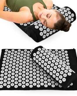Acupressure Massager Cushion Massage Yoga Mat