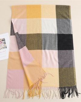 Luxury scarves tassel wrap shawl