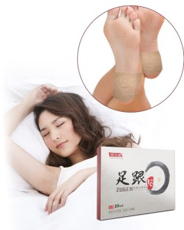 Moxibustion Therapy Foot Patch Heel Herbal Sticker