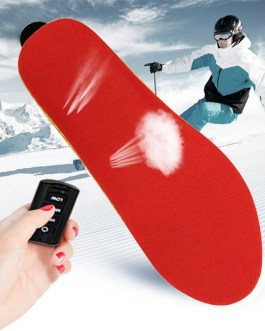 Remote Control Heated Insoles Soles Electric Foot