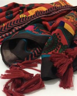 New scarf wrap travel tassel scarves