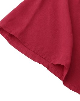 Loose Short Sleeve Solid Casual Long Maxi Dress