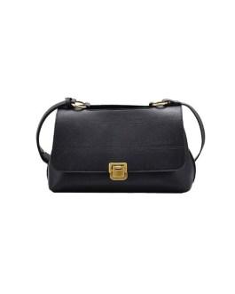Vintage Solid Korea Shoulder Bags