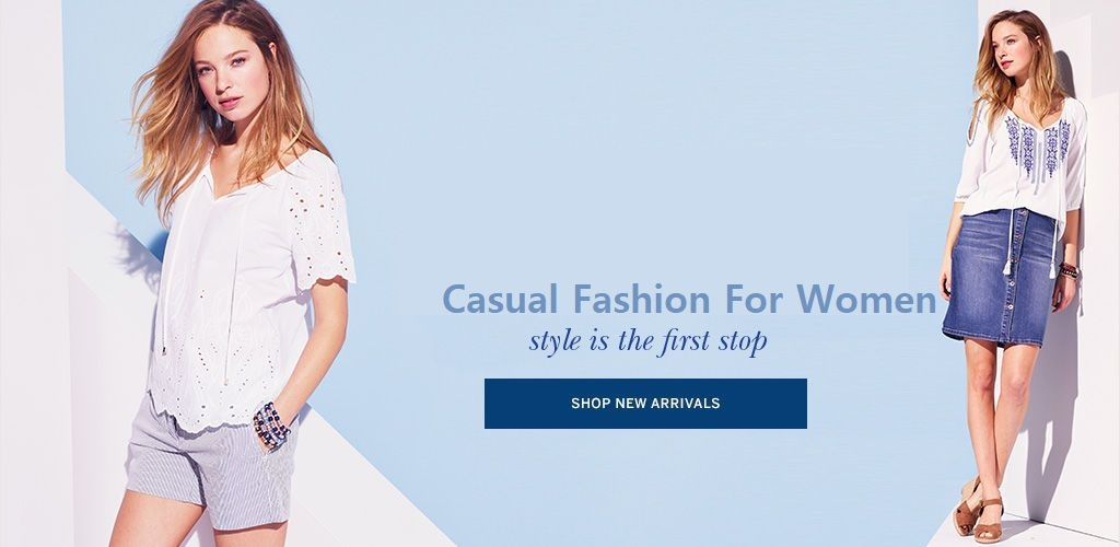 Read more about the article Casual Fashion For Women