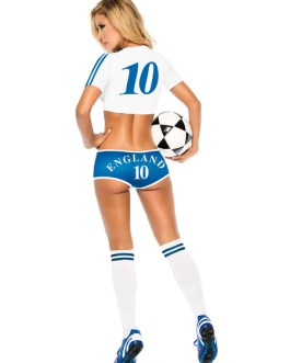 Cheer Leader Football Baby Costume