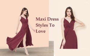 Read more about the article Maxi Dress Styles To Love