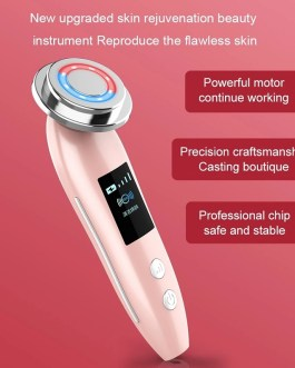 4 in 1 EMS photon machine skin care beauty instrument