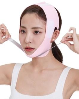 Face Slimming Belt Mask Wrinkle Remove Face Massage Tool
