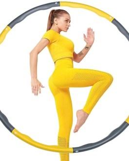 Fitness Circle Slimming Sports Gymnastics Loss Weight Hoop