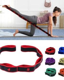 Fitness Elastic Yoga Gym Sport Training Pitales Belt