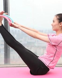 Yoga Circle Equipment Ring Pilates Workout Ring Loop