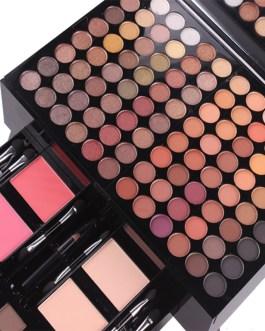 180 Multicolor Glitter Matte Soft Eyeshadow Set