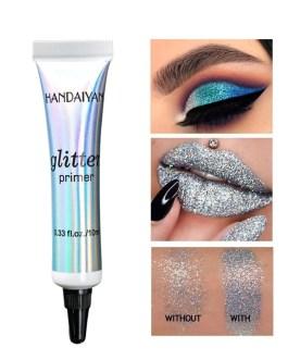 Makeup Glitter Primer Long Lasting Eyeshadow Primer for Eyes