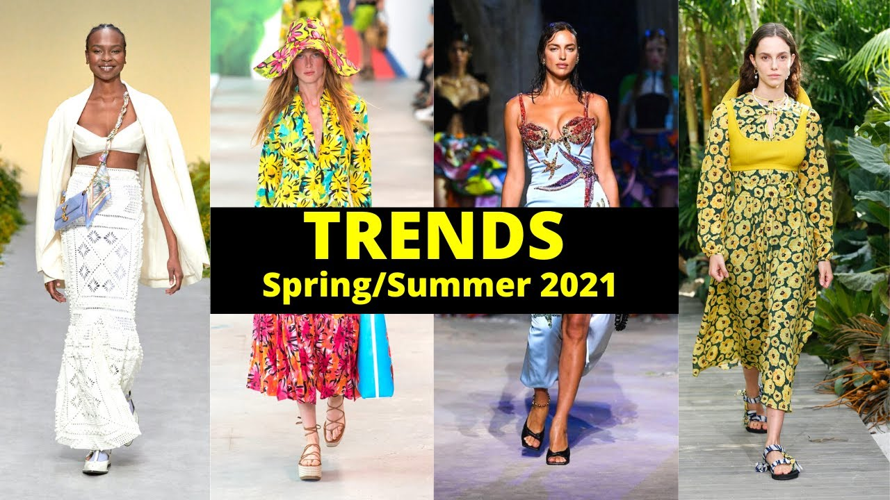 You are currently viewing TRENDS SPRING & SUMMER 2021