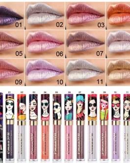 shimmer diamond glitter long lasting lip gloss