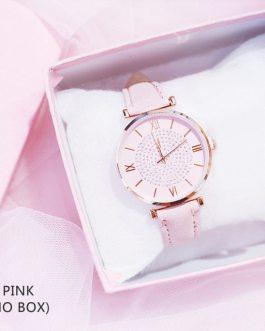 Casual Leather Alloy Quartz Wrist Watches