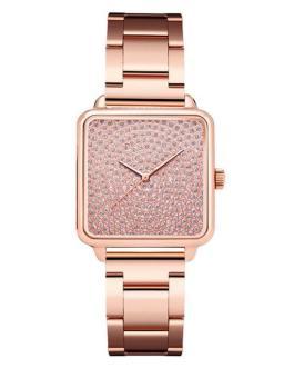 Luxury Square Quartz Wrist Watches