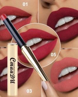 Matte Lipstick Velvet Pigment Make up