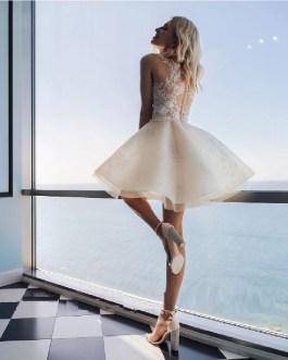 Sexy Bridal Gown Beach Wedding Dresses