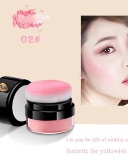 Soft Face Powder Nourishing Brightening Complexion Blush