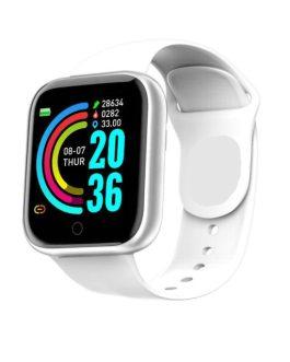 Digital Led Electronic Bluetooth Fitness Wristwatch