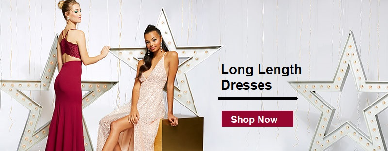 Read more about the article Long Length Dresses