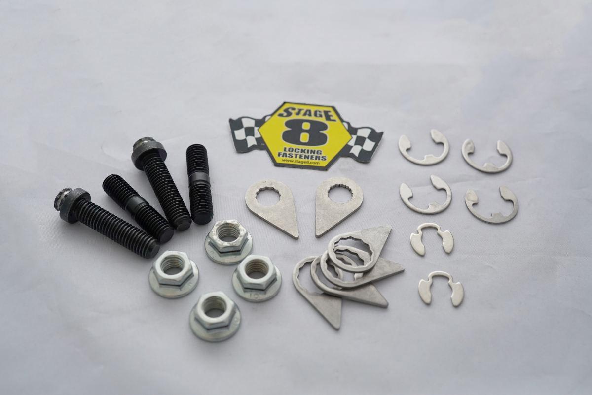 3rd gen cummins aftermarket turbo locking bolts