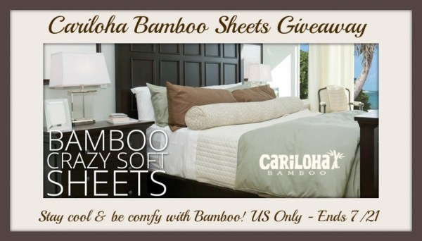 Cariloha bamboo sheets button