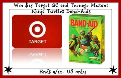 target and ninja turtles
