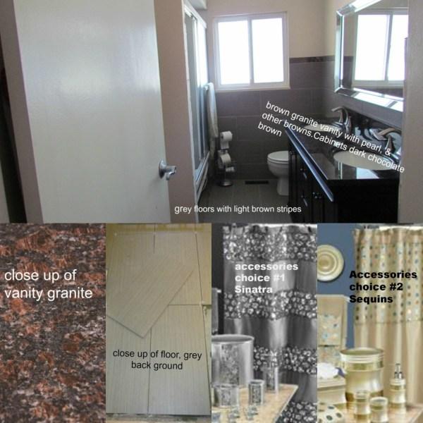 bathroom reno multiple choice