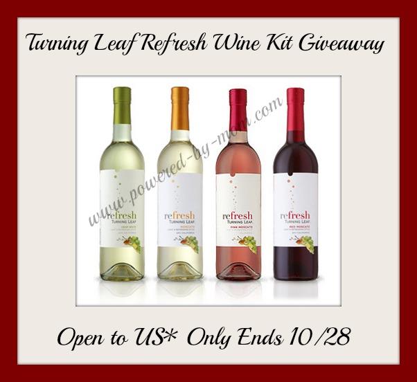 Turning Leaf Wine